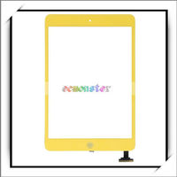 New Arrival Digitizer Touch Screen Semi Assembly For iPad Mini Touch Screen Assembly With Frame - 87011112