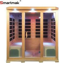 Tourmaline french infrared health cabin mini saunas korea