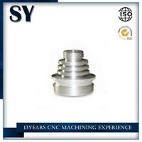 Precised CNC machining China manufacture stainless steel model