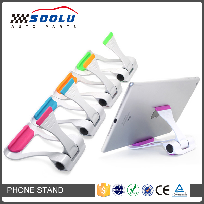 Universal Hard Plastic Folding Tablet Phone Stand