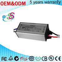 10W 20W 30W 40W Outdoor Waterproof IP65 LED Driver Switching Power supply for Panel light,outdoor lamp