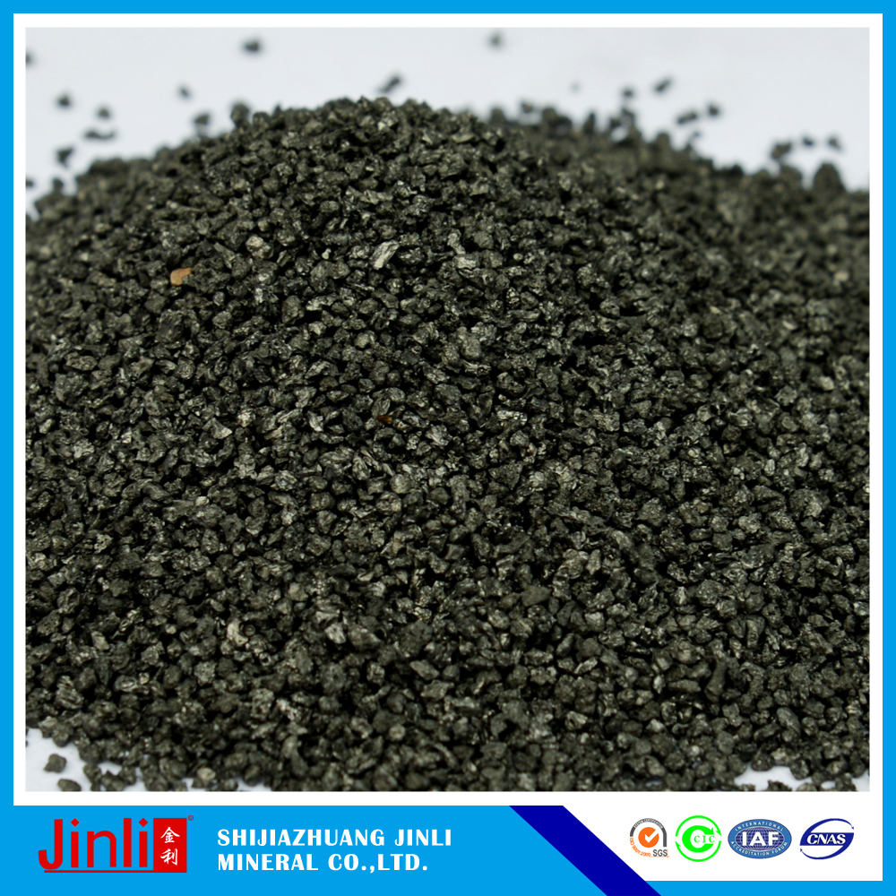 Low Sulphur Calcined Petroleum Coke 98.5% Fixed Carbon CPC
