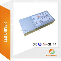 xz-power hot sale full voltage input 27-42v metal 0-10V/pwm dimming indoor led driver IP20 passed FCC UL