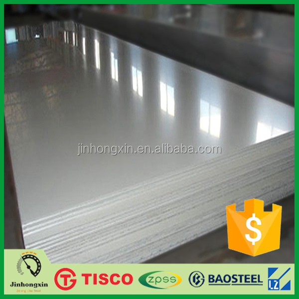 316l 2b surface treatment stainless steel plate price
