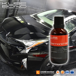 CHOOSE NanoTech - KubeBond Diamond 9H permanent car paint top coat protection for auto detailing