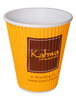 Custom Logo Paper Cup 12 oz suitable for Hot Drinks