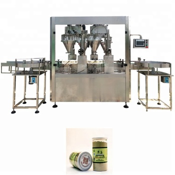 YB-F1 automatic ground pepper powder bottle filling machine