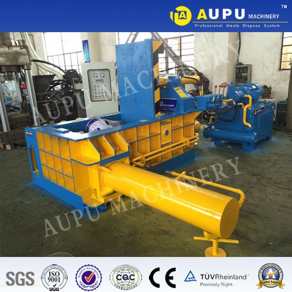ce certification non ferrous baling machine