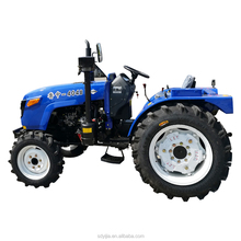 Cheap price 40hp 4WD 404 garden tractor with CE Certificate