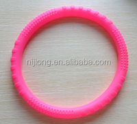 Silicone Steering Wheel Cover, Durable no-slip