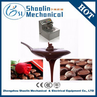 Best performance chocolate ball machine with good quality