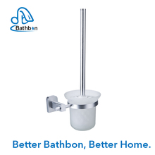 New design colorful toilet brush with holder With Good Service