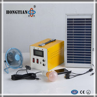 Solar energy family power station, mobile solar generator, solar photovoltaic power generation products 10W