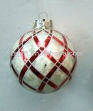 glaring wholesale trend christmas gifts glass ball ornaments