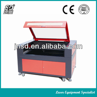 Portable Cheap Hot Sale Fabric/Acrylic/Wood/Granite CO2 Laser Cutting Engraving Machine