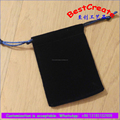 Wholesale cheap velvet drawstring bags for dust proof