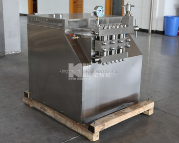 homogenizer for juice beverage