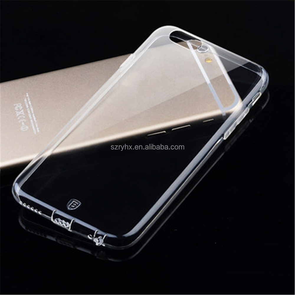 Transparent Fashion New Product Alibaba Express Phone Case for Phone 6