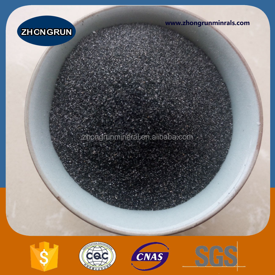 Industrial grade diamond in emery cloth, sandpaper raw materials