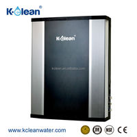 Kclean best-selling 4 stages Low negative ORP non-electric alkaline water ionizer