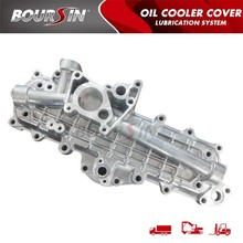 oil cooler cover for NissanS RF8 CWB520 21302-97512 21302-97513