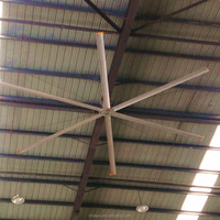 16ft HVLS Ceiling Fan Specifications