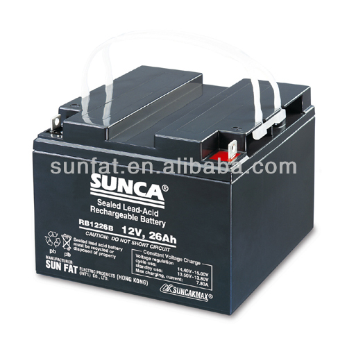 (RB12260B) Rechargeable Battery