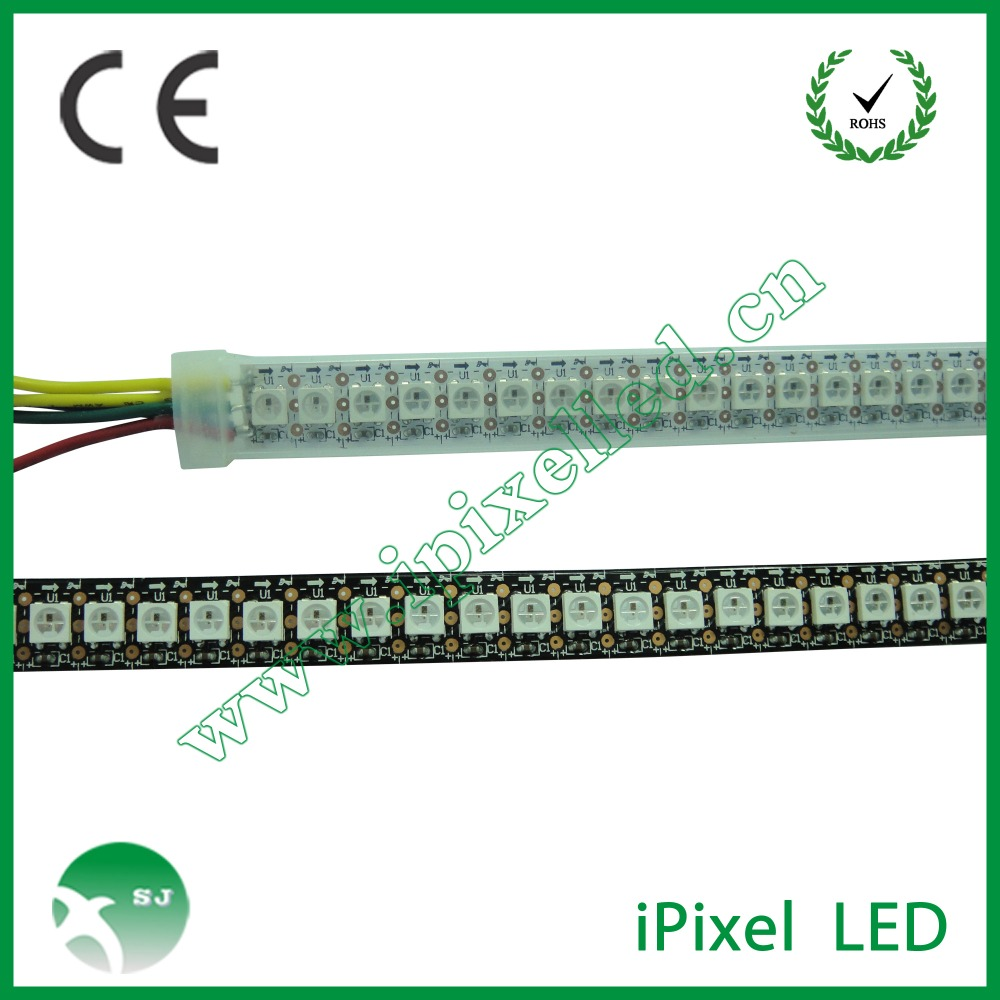 individually addressable 144 led digital led tape strip ws2812