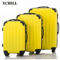Hot Selling Custom Polo Trolley Travel Luggage Set