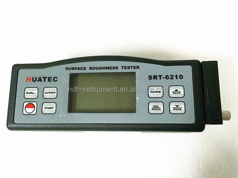 10mm LCD blue backlight display Surface Roughness Tester SRT6210