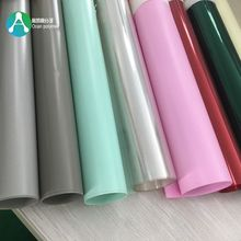 color PVC Roll food grade thermoforming vacuum forming and blister package