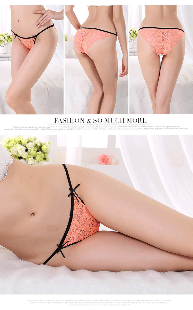 Wholesale Sexy Lace Bikini Panties 2015 New Brand Design Women ...