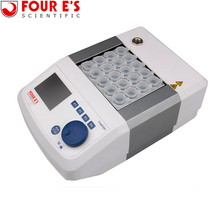 Four E's Scientific Dry Bath Incubator Block Heater for Lab Heating Test Tubes