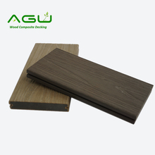 Cheap Wood Composite Black WPC Decking