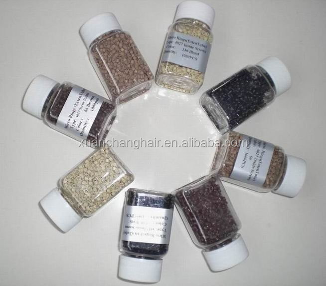 Wholesale Micro Ring Beads for I tip Human Hair Extensions