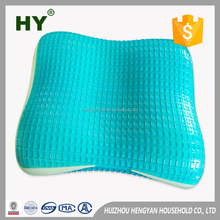 wholesale cooling gel bed pillow / private label memory foam gel pillow / wholesale cool gel pillow pad