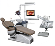 One stop dental products supply: dental chair DC21, dental camera, 18/23L autoclave, portable dental X-ray