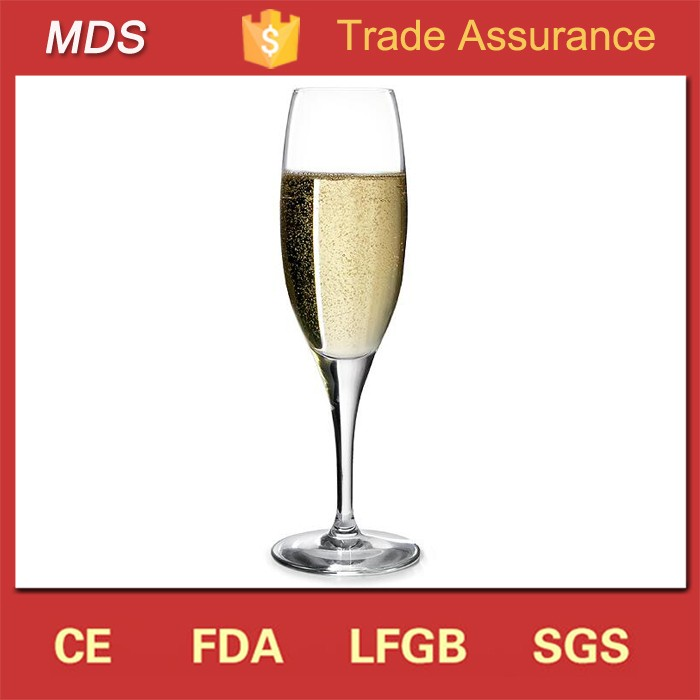 Wholesale personalized dinnerware party champagne glasses