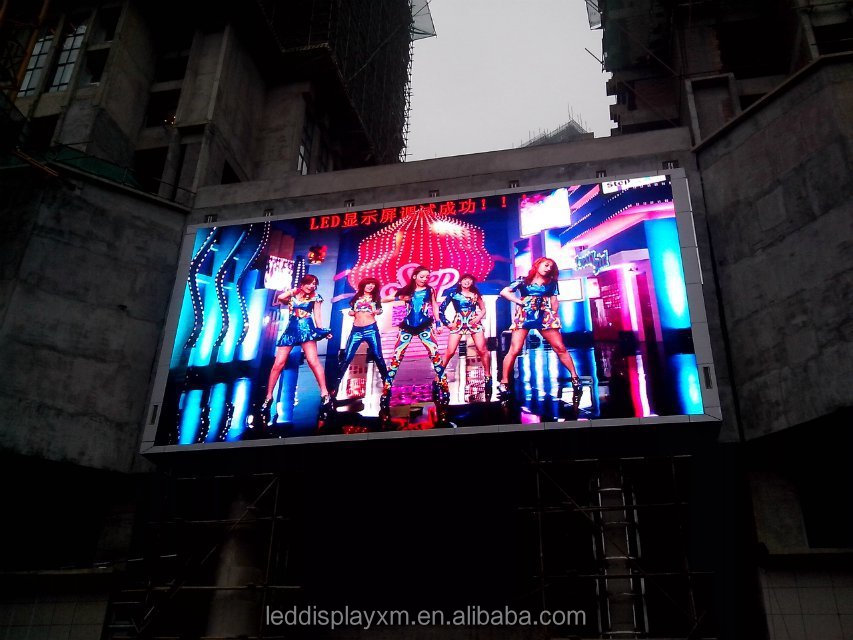 P20 Big Advertising LED Display Screen Outdoor(CE, RoHS, ISO certificate)