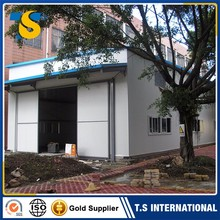 Convenient earthquake resistance warehouse drop ship