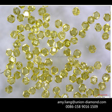 Fine Particle Shape and High Hardness Mono Diamond Powder