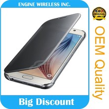 AAA quality flip case for samsung wave 3