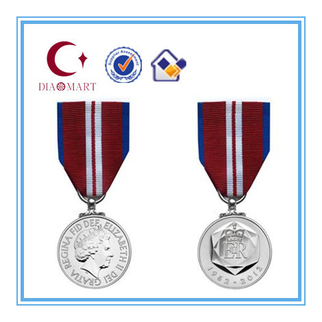 Custom military medal no minimum order