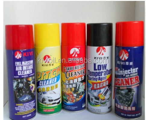450ml car wash supplies wholesale carb cleaner Aerosol spray Carb Cleaner