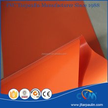 0.55mm pvc inflatable fabric/pvc tarpaulin/pvc air tightness material