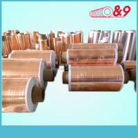 single & double conductive copper earthing tape