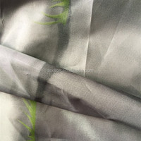 190T fabric for flag waterproof bothside printed polyester oxford fabric