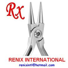 Orthodontic Round Nose Plier instruments CE Approved