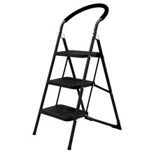 Hot selling Outdoor Combine Portable 3 Step Ladder With GS Certificate
