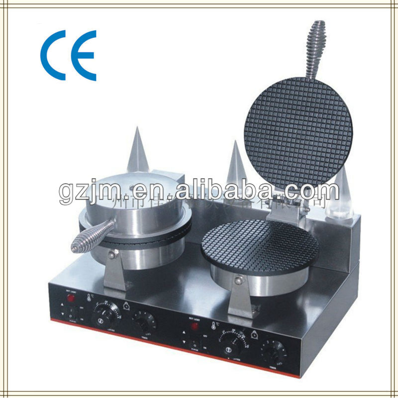 TCB-2 stainless steel commercial ice cream cone baker machine